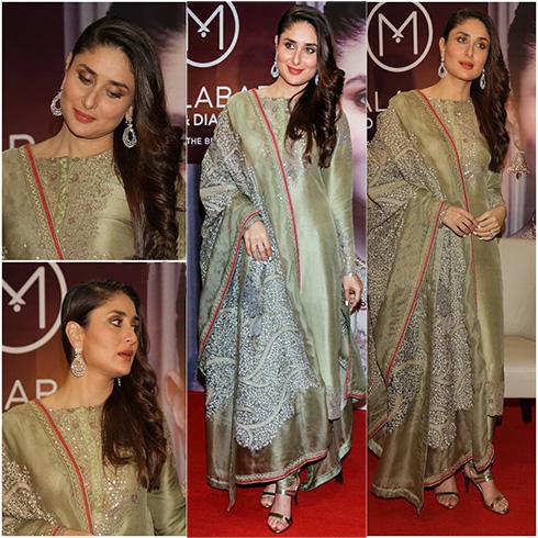 Kareena Kapoor Designer Suit