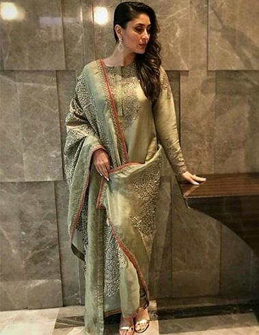 Kareena Kapoor Royal Style