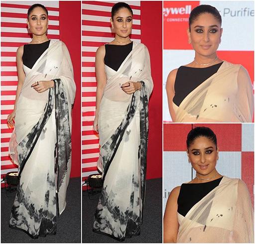 Kareena Kapoor Sari Style