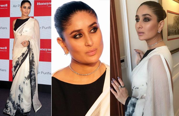 Kareena Kapoor Sari Styles