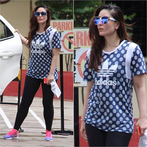 Kareena Kapoor Workout