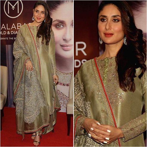 Kareena Kapoor Ethnic Wear