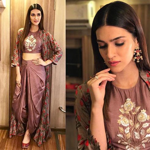Kriti Sanon Outfit Styles