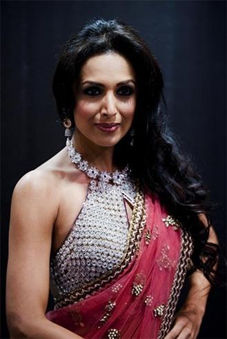 Malaika Arora Khan Expensive Blouse