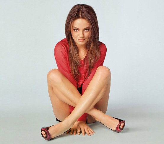 Mila Kunis Weight Loss