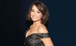 Milana Vayntrub Weight