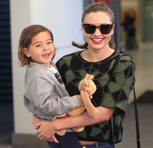 Miranda Kerr Family