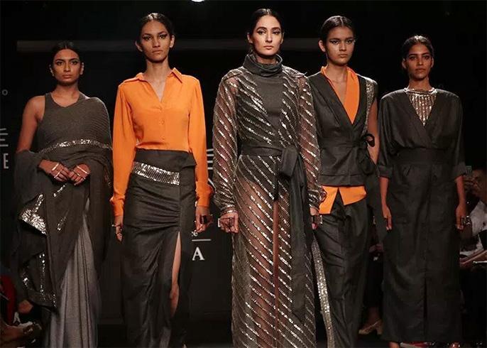 Nikita Mhaisalkar LFW Collections