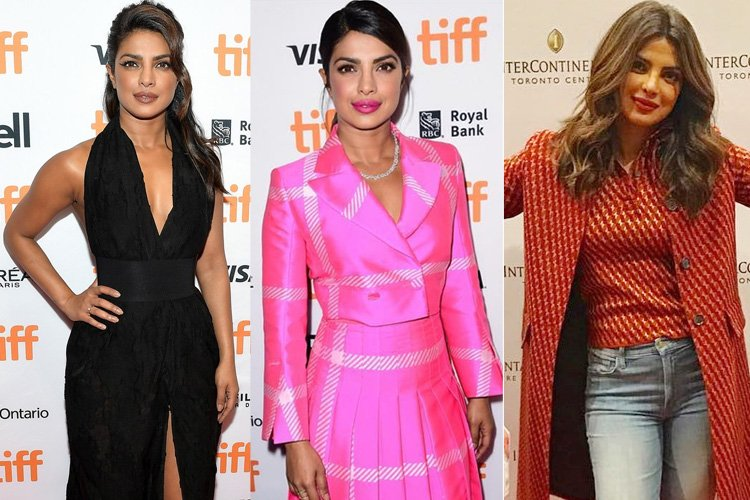 Priyanka Chopra at TIFF 2017