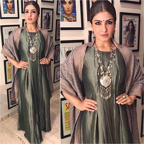 Raveena Tandon Jewellery