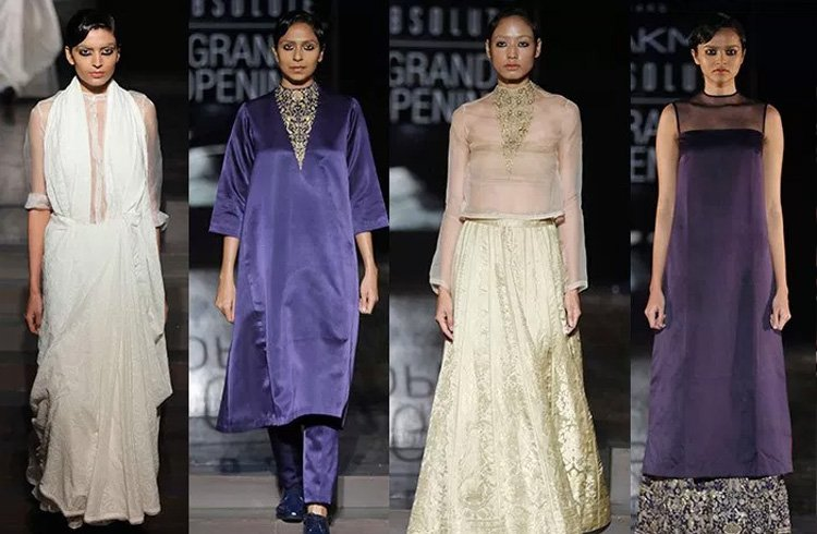 Sanjay Garg LFW Collections
