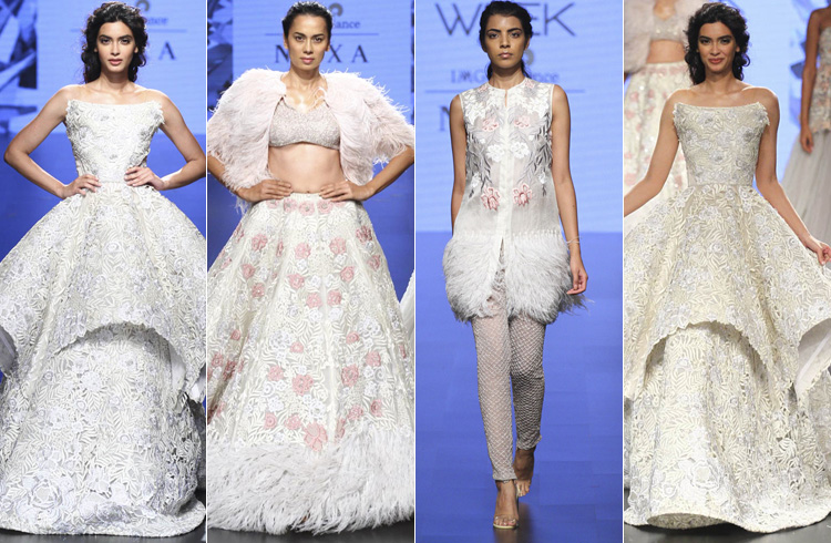Shriya Som LFW Collections