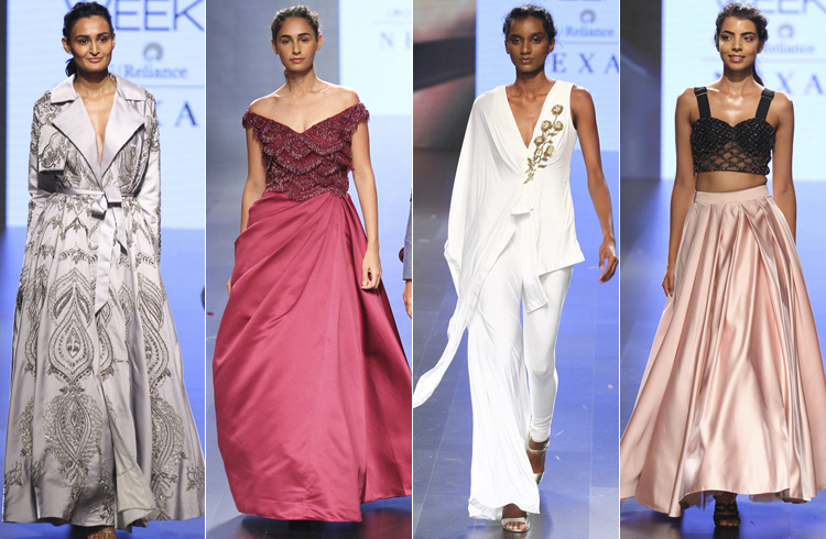 Sonaakshi Raaj LFW Collections
