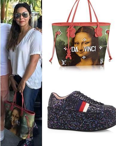 Gauri Khan Fashion With Accessories