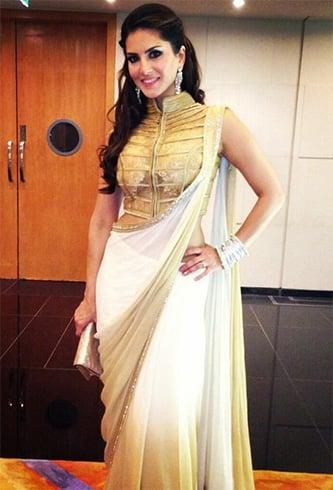 Kerala Saree Blouse Neck Designs