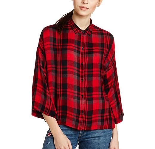 Symbol Women's Oversized Shirt