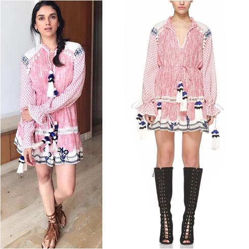 Aditi Rao Hydari Dress Style
