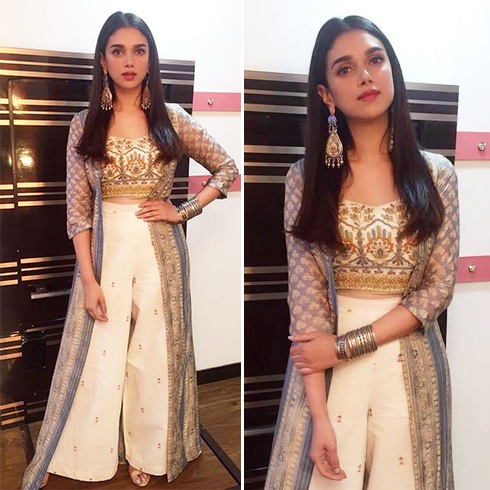 Aditi Rao Hydari In Anushree Reddy