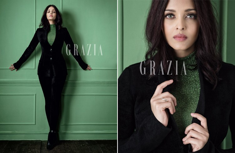 Aishwarya on Grazia September 2017 Photoshoot