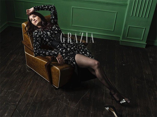 Aishwarya Rai on Grazia September 2017 Photoshoot