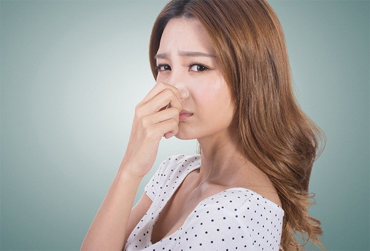 Bad Smell In Nose Causes And Remedies