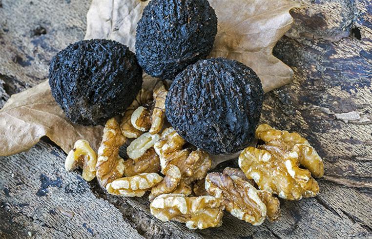 Black Walnut Tincture for Cavities