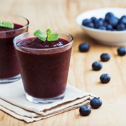 Blueberry Juice for Diabetes