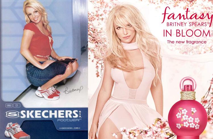 Britney Spears Brands