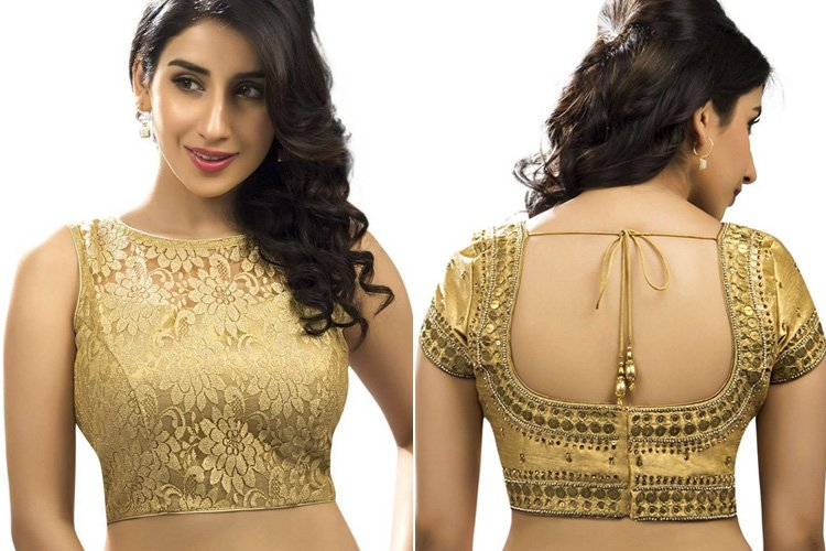 Blouse New Designs Image