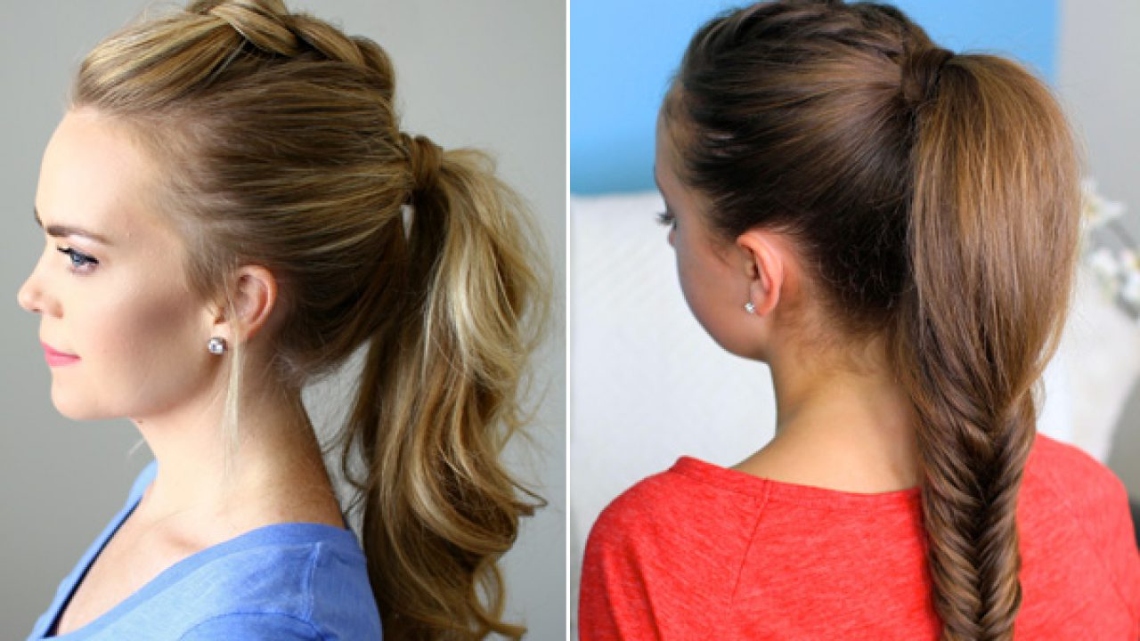 50 Simple And Stylish Hairstyles For College Girls