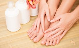 Home Remedies for Sweaty Feet and Hands