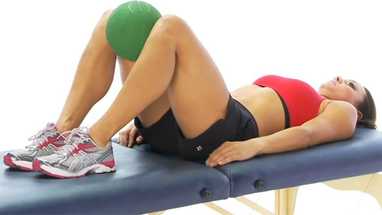 Isometric Exercise For The Glutes