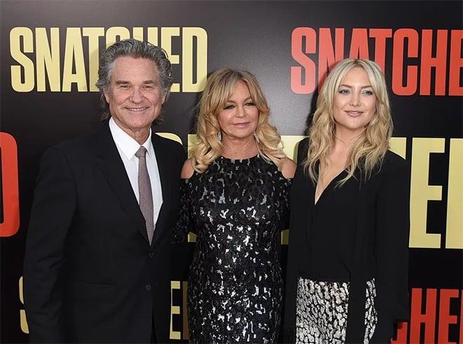 Kate Hudson Family Details