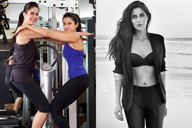 Katrina Kaif's Diet And Workout