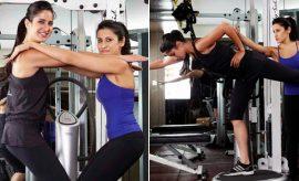 Katrina Kaif Workout