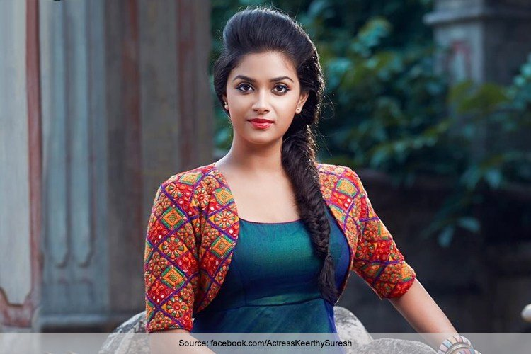 Keerthy Suresh Professional Growth