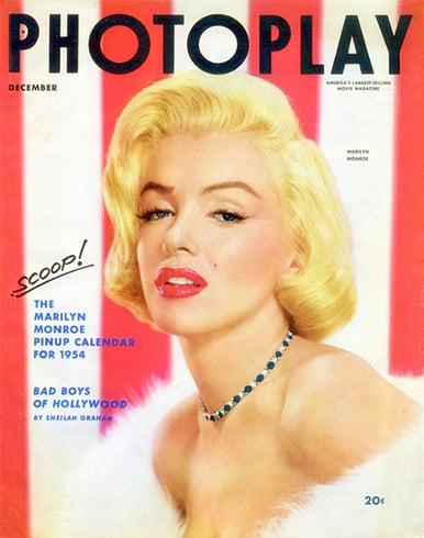 marilyn monroe magazine