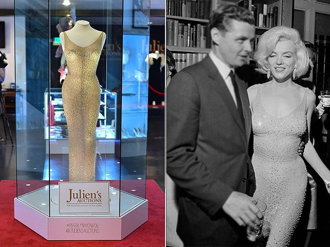 Marilyn Monroe Weight