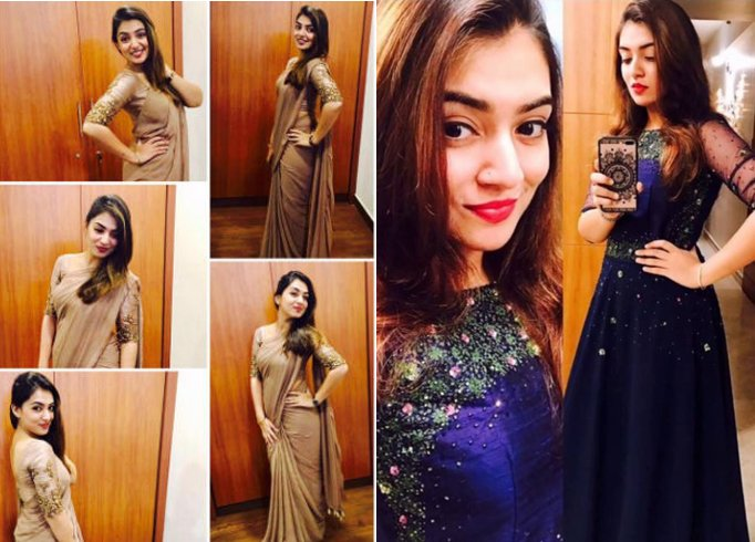 Nazriya Nazim Workout