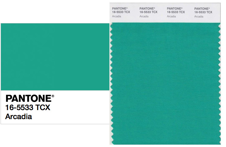 Pantone Fashion Colour Trend Report Spring
