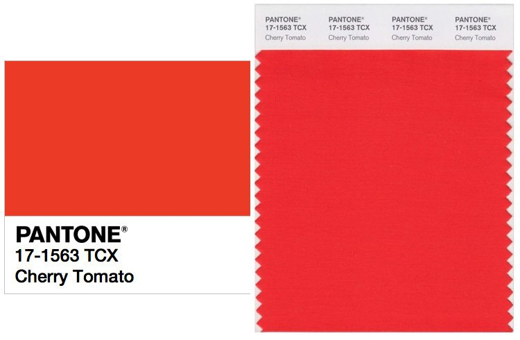 Hurray The Pantone Spring 2018 Fashion Color Trend Report