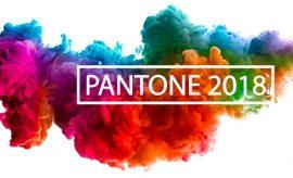 Pantone Spring 2018