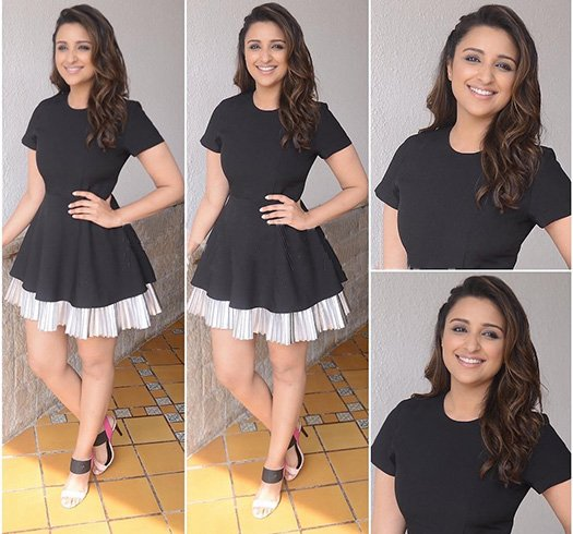 Parineeti Chopra Outfits