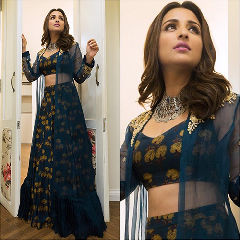 Parineeti Chopra Photoshoots