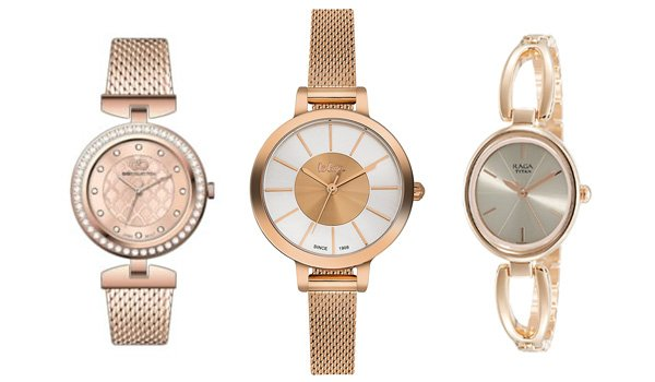 Gold Watches for Womens