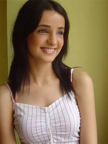 Sanaya Irani Without Makeup