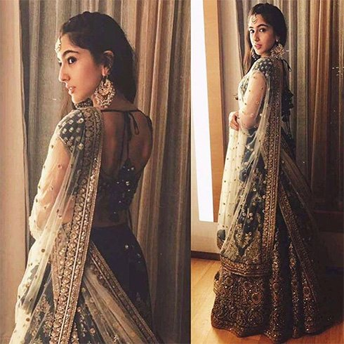 Sara Ali Khan Fashion
