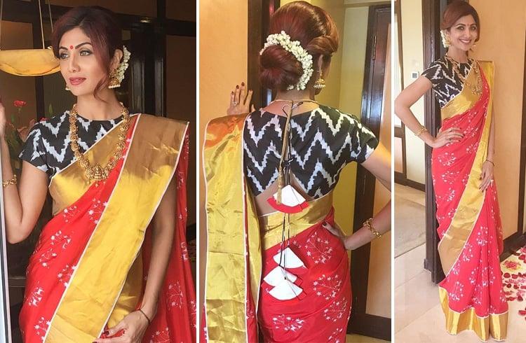 Shilpa Shetty In Masaba Gupta