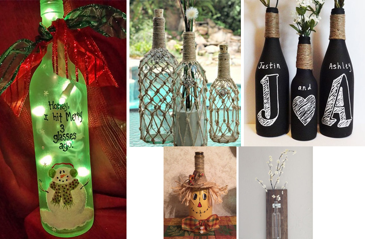 Wine Bottles Holders for Jeweller