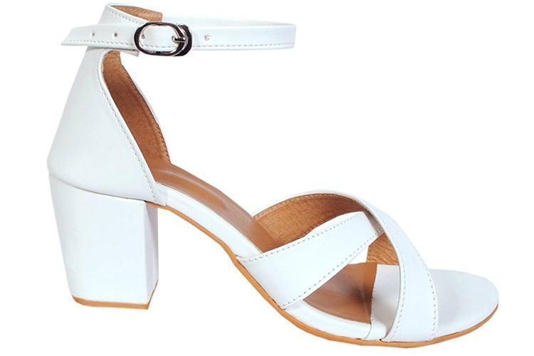 Andfoot Block Heels Sandal